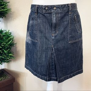 GAP Jean Skirt •Size 10